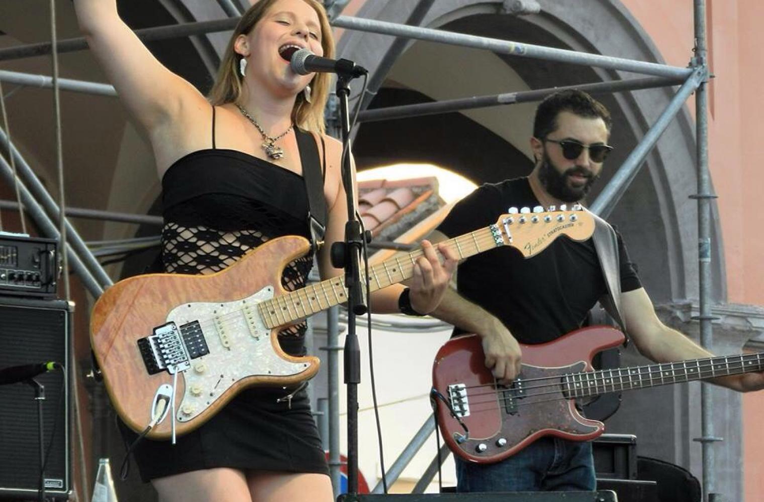 Eliana Cargnelutti Band